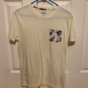 White Graphic Shirt